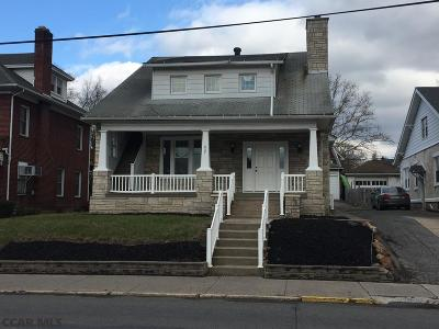 Single Family Home For Sale: 627 Main Street S