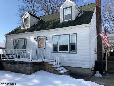 Philipsburg Single Family Home For Sale: 311 Kinkead Street