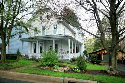 Centre County Single Family Home For Sale: 645 Howard Street E