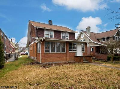 State College Single Family Home For Sale: 825 Beaver Avenue W