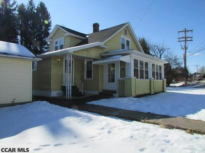 Single Family Home For Sale: 1084 Clarence Road