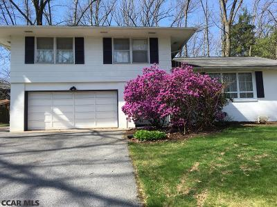 State College PA Single Family Home For Sale: $337,500
