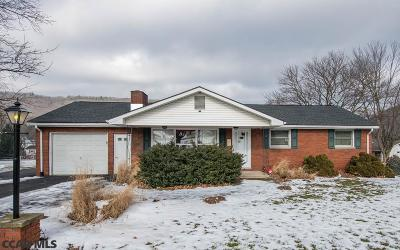 Single Family Home For Sale: 107 Cedar Heights