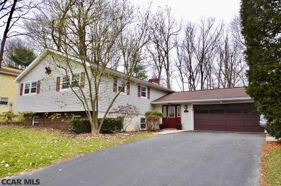 State College PA Single Family Home For Sale: $354,900