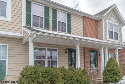 Bellefonte Condo/Townhouse For Sale: 206 Fieldstone Lane