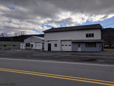 Centre County Commercial Pending: 4939 Eagle Valley Road S