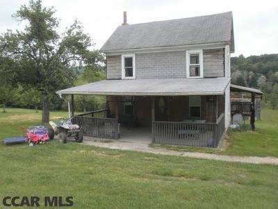 Single Family Home For Sale: 1539 Veterans Street