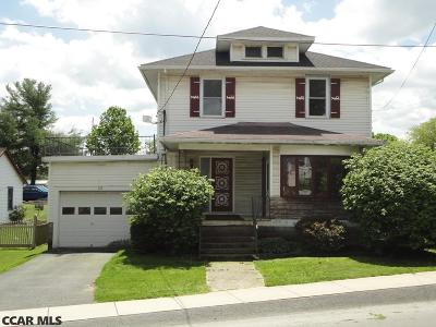 Single Family Home For Sale: 139 Main Street W