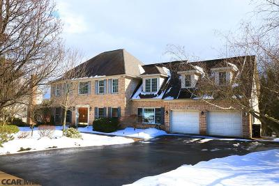 Single Family Home For Sale: 2497 Hickory Hill Drive