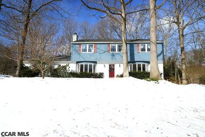 Centre County Single Family Home For Sale: 25 Barkway Lane N