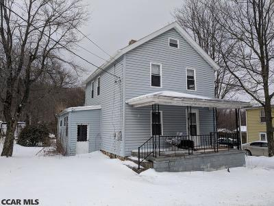 Single Family Home For Sale: 541 State Street
