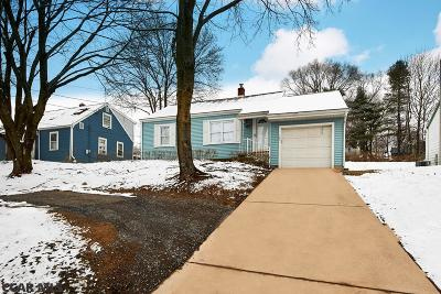 Single Family Home For Sale: 125 Clover Road