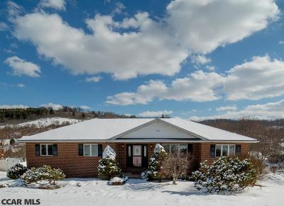 Single Family Home For Sale: 639 Orchard Drive