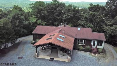 Single Family Home For Sale: 10212 Whitetail Ridge Drive
