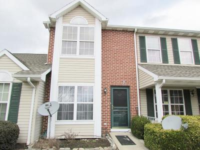 Bellefonte Condo/Townhouse For Sale: 107 Riverstone Lane
