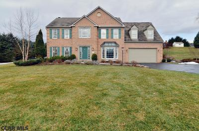 Centre County Single Family Home For Sale: 108 Skytop Lane