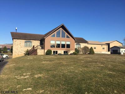 Reedsville Single Family Home For Sale: 45 Liberty Lane