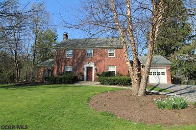 Single Family Home For Sale: 119 Merry Hill Road
