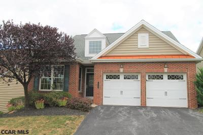 Centre County Single Family Home For Sale: 114 Settlers Way