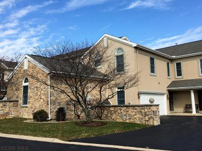 State College PA Condo/Townhouse For Sale: $395,000