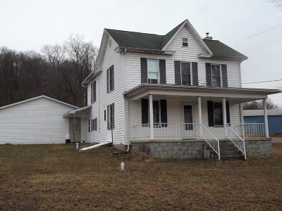 Centre County Single Family Home For Sale: 134 Osceola Street