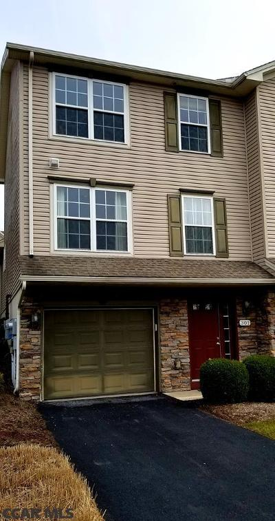 Condo/Townhouse Sold: 301 Greenbrook Drive