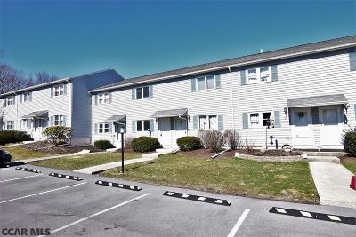 State College PA Condo/Townhouse For Sale: $164,900