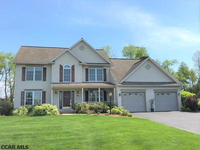 Centre County Single Family Home For Sale: 67 Saddle Ridge Road