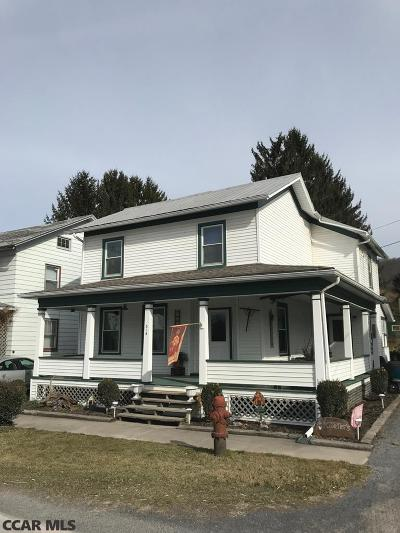 Single Family Home Pending: 314 Aaron Square W