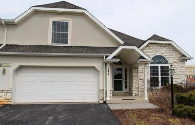 Condo/Townhouse Sold: 3222 Shellers Bend #202