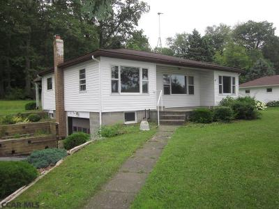 Centre County Single Family Home For Sale: 3394 Tyrone Pike