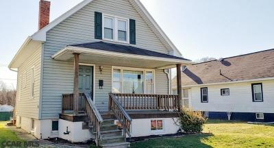 Mifflin County Single Family Home For Sale: 452 S Juniata Street