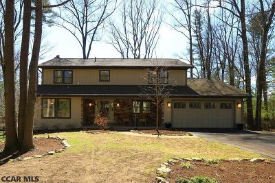 State College Single Family Home For Sale: 2608 Acacia Drive