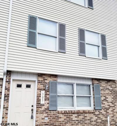 State College PA Condo/Townhouse Active W/Contingencies: $179,900