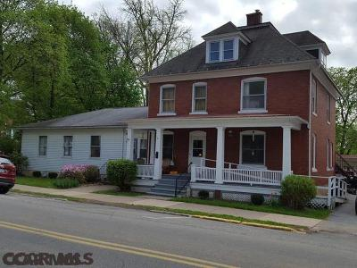 Bellefonte Single Family Home For Sale: 116 Linn Street E