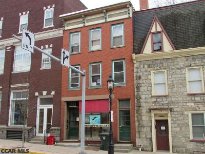 Centre County Commercial For Sale: 106 & 108 Bishop Street W