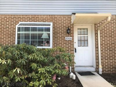 State College Condo/Townhouse For Sale: 2068 Mary Ellen Lane