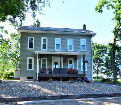 Single Family Home For Sale: 1351 Penns Creek Road