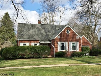 Centre County Single Family Home For Sale: 539 Ridge Avenue