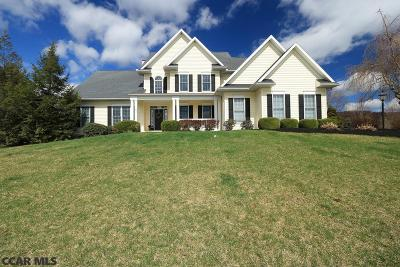 Centre County Single Family Home For Sale: 184 Skytop Lane