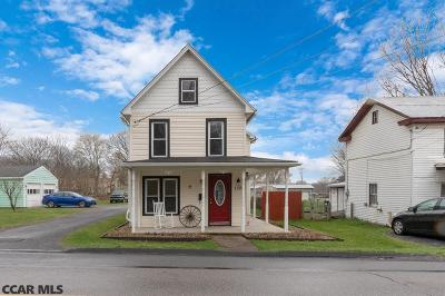 Single Family Home For Sale: 158 Harrison Road S