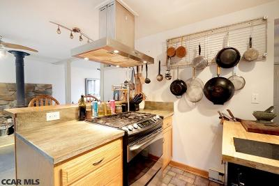 Single Family Home For Sale: 185 Tussey Sink Road