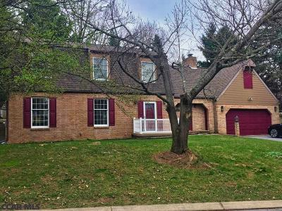 Centre County Single Family Home For Sale: 315 First Avenue