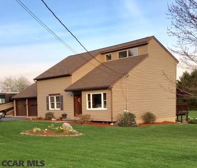 Centre County Single Family Home For Sale: 5594 Buffalo Run Road W
