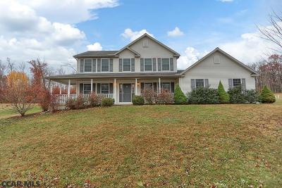 Single Family Home For Sale: 68 Silver Maple Lane