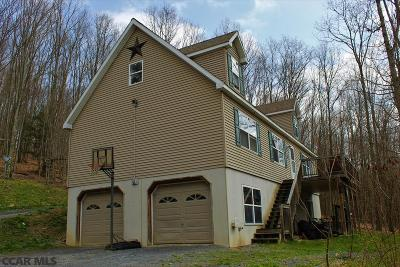 Port Matilda PA Single Family Home For Sale: $269,000