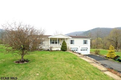 Bellefonte Single Family Home For Sale: 734 Ruby Lane