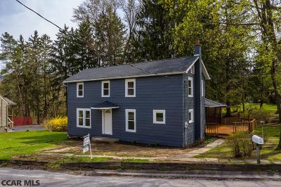 Single Family Home For Sale: 782 Coudersport Pike