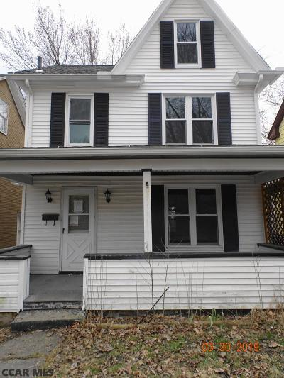 Single Family Home For Sale: 1109 N 4th Street