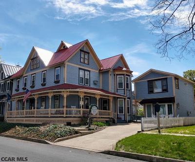 Boalsburg Single Family Home For Sale: 126 Main Street E